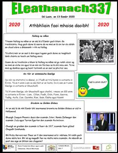 Eleathanach 2020